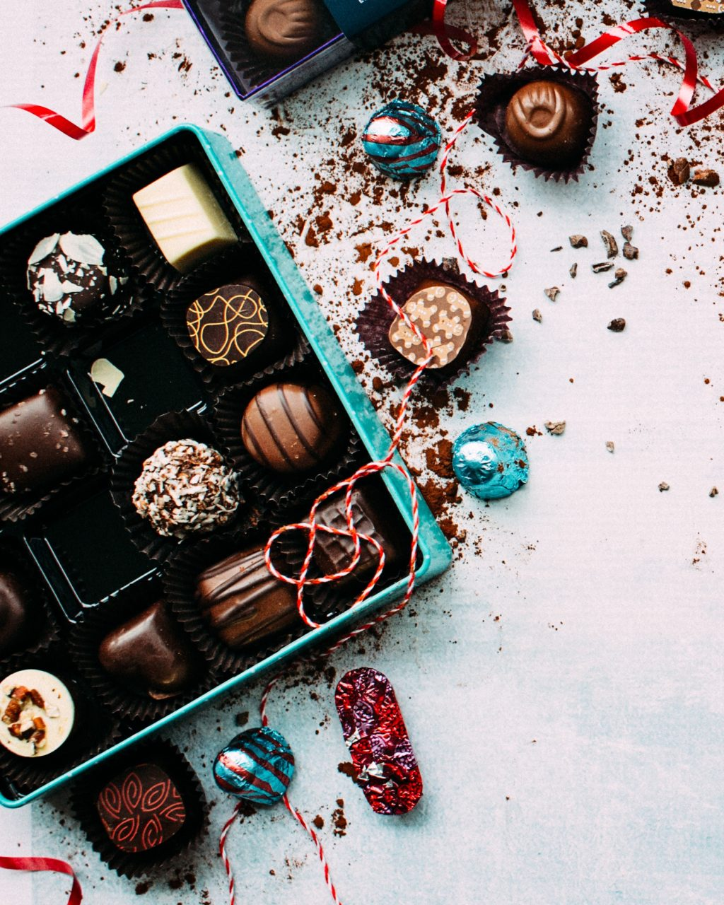 box of chocolates you can still eat if you're trying to lose weight and keep it off