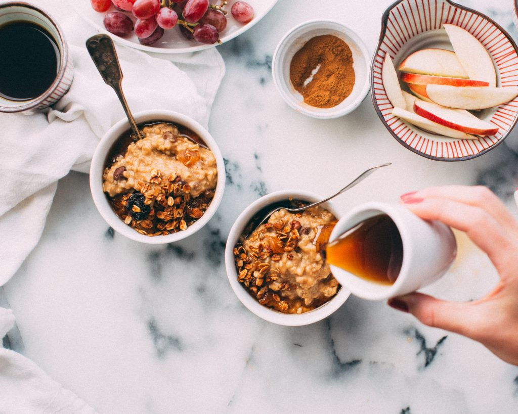 lose weight and keep it off granola