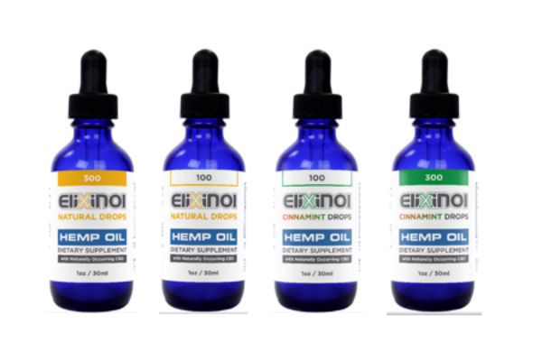 cbd companies education elixinol