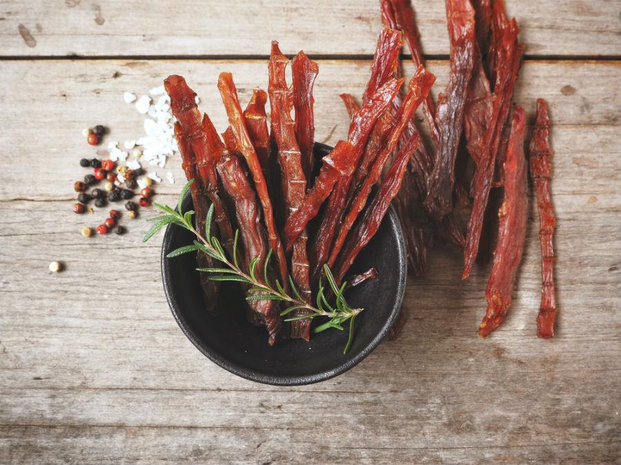 This company's taking CBD edibles savory with cannabidiol jerky