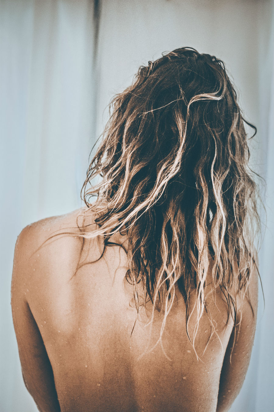shower after cbd oil massage