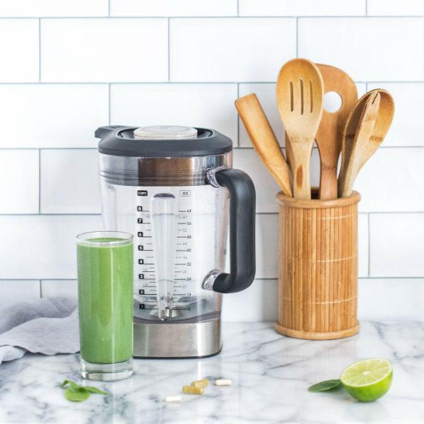 celery juice challenge blender