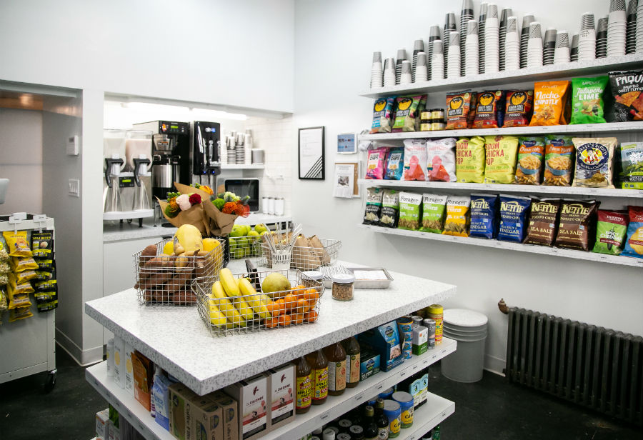 This convenience store wants you to eat 'better, not perfect'
